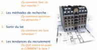 Génération Y et recrutement (1/2): Point de vue «Entreprises»