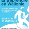 Salon Entreprendre en Wallonie Namur 2012