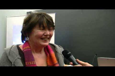 Technofutur TIC : Journée des EPN, interview de Danièle Rongé directrice du CF2M
