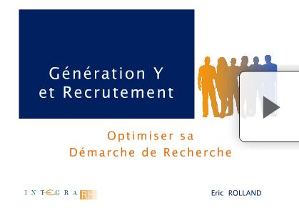 generation Y - recrutement