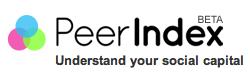 PeerIndex - Mesurer votre influence sur les médias sociaux - métiers du web - metiers de l'internet