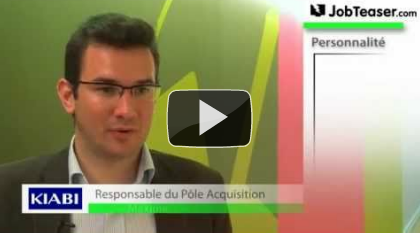 responsable acquisition web marketing