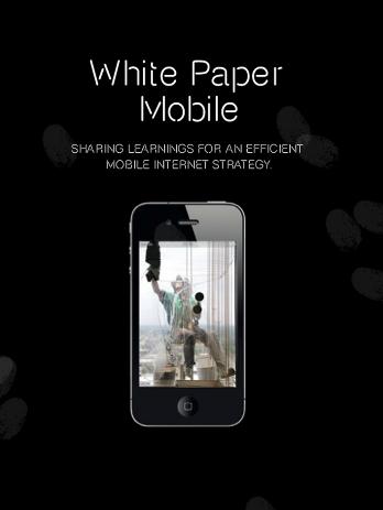 white paper mobile