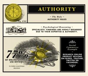 Infographie - la psychologie du Social Commerce (3)