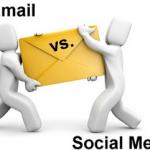 email social media