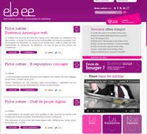 Les fiches métiers du blog emploi Elaee