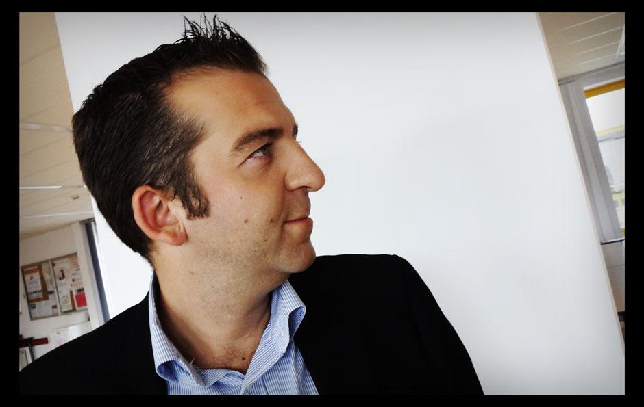 Stéphane Bouchez Founder & CEO Stratenet