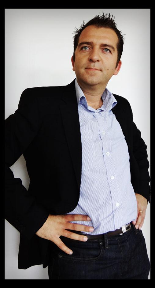 Stéphane Bouchez, Digital Strategist chez Stratenet