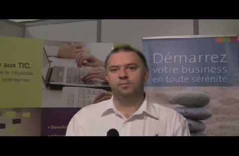 Interview de Jean-Luc Hennaux au salon Solutions Business, le 23 avril 2009