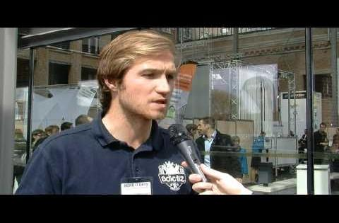 Technofutur TIC : Interview de Charles Christory de Adictiz