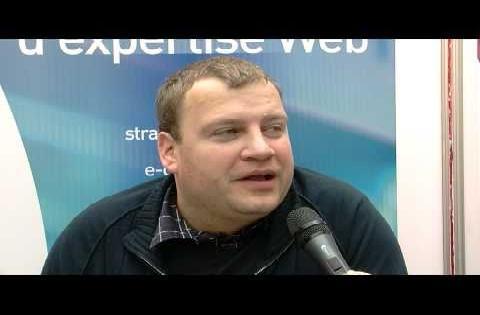 Technofutur TIC : Interview de Sébastien Doyen sur le métier d'e-commerçant