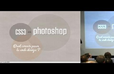 CSS3/Photoshop : quel avenir pour le métier de web designer